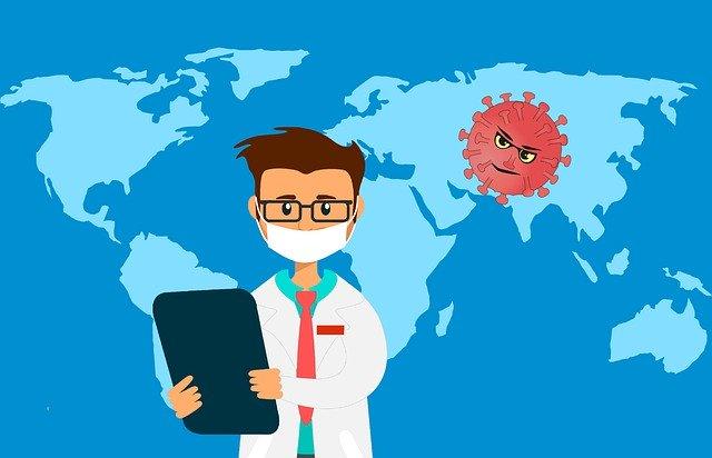 コロナウィルスによるテレワークの増加